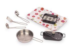 Desetidílné nádobí na vaření