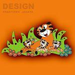 Dekorace Zoo 9
