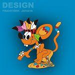 Dekorace Myši 1