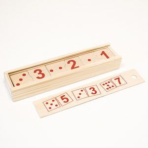 Domino - čísla