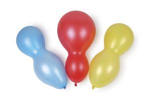 Dvojité balónky 96 ks