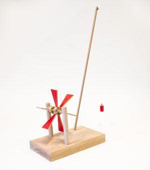 Foukací větrník