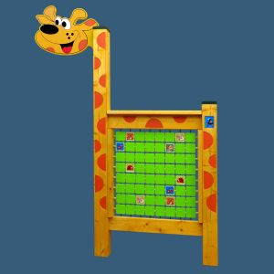 Hra -Pexeso žirafa