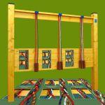 Hra - Pletení lan