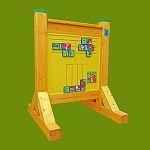 Hra - Puzzle destičky s nohami