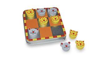 Magnetické piškvorky - kočky