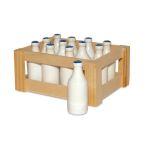 Přepravka s mlékem
