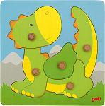 Puzzle drak