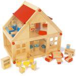 Rezidenční dům s nábytkem