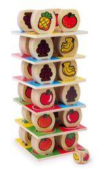 Věž z ovoce