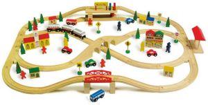 Vysutá železnice