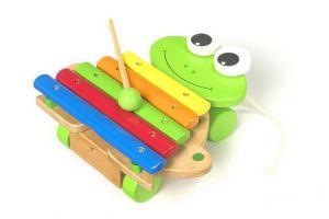 Xylofon - žába