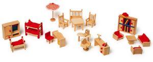 Zahradní nábytek pro panenky