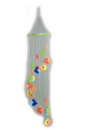 Závěsný kolotoč rybičky