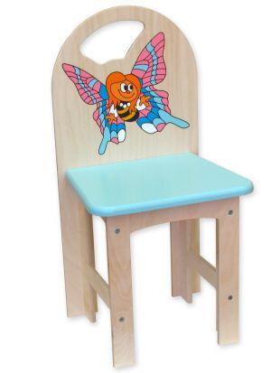 Židlička - Holka