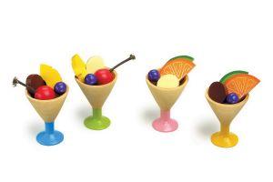 Zmrzlinová sada 4 ks